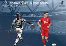[賽前報導] - 歐冠十六強戰:尤文圖斯vs拜仁慕尼黑