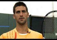 Djokovic教你打網球