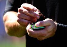 嚼菸草有害健康 紐約立法禁止