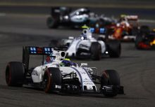 【F1】Rd.02巴林站回顧:輪胎成關鍵,Williams車隊失望的結果