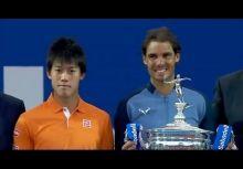 【網球】巴塞隆納冠軍對決 Nadal重回冠軍