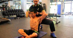 王翰翔的運動傷害防護學 跟頑強傷痛說掰掰