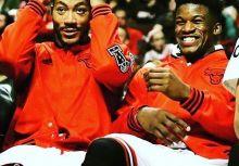 好想再和玫瑰飆風一次---D.Rose,the youngest MVP ever!