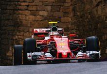 【F1】Ferrari總裁:Kimi得證明自己能留隊