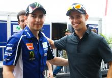 【MotoGP】Lorenzo想請Stoner當他在DUCATI時的教練