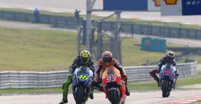Rossi:等了好久的雪邦頒獎台終於到來(賽後訪談)