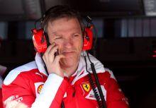 【F1】為低迷戰績負責?紅軍空力技術總監James Allison離隊