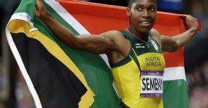 最MAN的女兒身!Caster Semenya引發的性別與公平性爭議