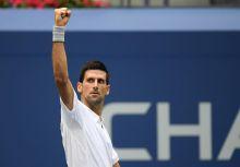 Djokovic生涯第七度闖進美網決賽 再戰Wawrinka!