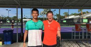 網球場上的人生哲理-芬克博士專訪