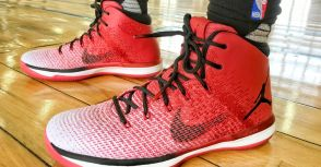 "【Review】NIKE - Jordan XXXI ""Chicago"""