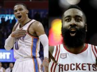 誰該拿MVP?James Harden VS Russell WestBrook