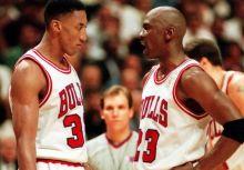 「天下第二人」Scottie Pippen:「當年Jordan退役,我是最高興的人。」