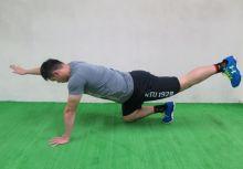 排球運動的核心訓練 - 功能性、抗旋轉