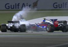 【F1】Rd.03巴林站回顧:讓比賽局勢轉變的衝撞意外