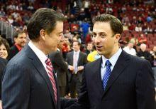 NCAA大學籃球新球季展開,Pitino教練的父子對決