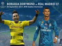 【賽前報導】歐冠小組賽:多特蒙德vs皇家馬德里
