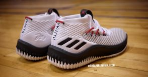 "【Basketball】adidas - Dame 4 ""Rip City"" Performance Review"