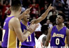 Kobe 就是不傳球? 湖人還是二連勝