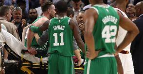 NBA感動的一刻,騎塞做出最佳示範