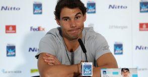 不是紅土就「不公平」?Nadal 年終賽傷退抱憾