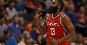 火力全開 The Beard Is Powering Up — James Harden
