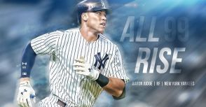 2018年MLB十大球星 — No.10 Aaron Judge