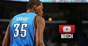 今日語錄(下)Durant:我感覺良好