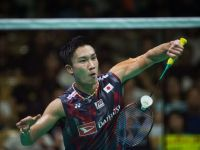 《2018 Badminton Diary》三點看新科亞洲冠軍桃田賢斗的獨步技術