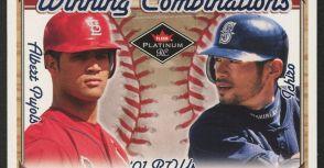 走過MLB的十八年路程-Albert Pujols & 鈴木一朗