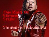 從神之子到強式風格之王-談WWE日籍選手:中邑真輔的進化歷程