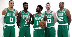 《2018-19開季》波士頓塞爾提克---It's all about 18