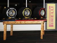 【F1】未來只有「軟、中、硬」,倍耐力公布新輪胎稱謂系統