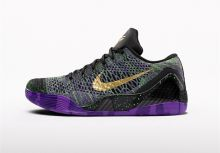 "致敬傳奇  Nike推出 KOBE 9 Elite Low ""Mamba Moment"" 特別版"