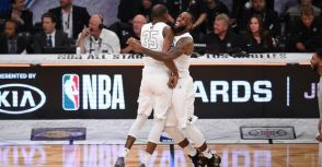 《2018 NBA十大事件》全世界最強街頭報隊籃球 全明星賽改制求振作