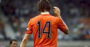 橘色奇蹟—荷蘭,全能足球與Johan Cruyff:三位一體