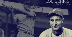 洋基之光Lou Gehrig-洋基球史20大球星(01/20並列)