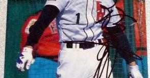 大榮鷹 秋山幸二的第一張球員卡-BBM1994