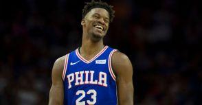 《2019-2020的NBA》Jimmy Butler在玩的紙牌屋?