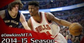 【2014-2015/NBA/公牛/Regular】G30-NOP(107-100W)