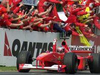 【舒馬克的挑戰者】傳奇生涯與傳奇對手們-Michael Schumacher