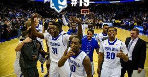 NCAA第九周 TOP 25 排名