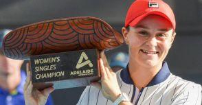 20200119 WTA 賽事精華摘要:Adelaide/Hobart