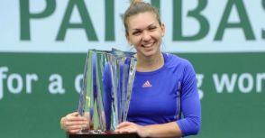 【網球】Simona Halep的冠軍夜