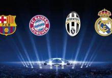 2014-15歐冠四強風雲錄
