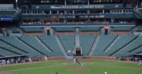 MLB人氣不再?!鶯襪大戰整場沒人看!