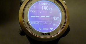 [開箱文] 您的心率路跑教練 - Epson RUNSENSE SF-810V 心率GPS錶開箱測試