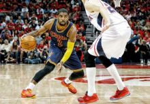 "Kyrie Irving ""NASTY"" 2015 crossover 高光全集"