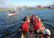 航向世界 西雅圖龍舟隊