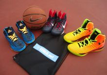 [REVIEW] Crazylight Boost VS Clutchfit Drive VS Hyperdunk 2014 鞋評